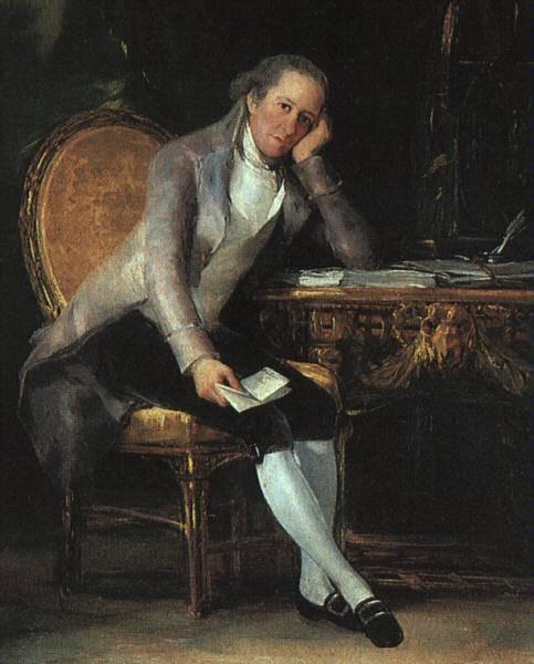 Gaspar Melchor de Jovellanos CGF